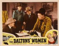 Western Movies - La Ville du péché (The Daltons' women / Dalton's women) 1950 - Documents et Affiches