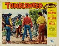 Western Movies - Qui est le traître ? (Tumbleweed / Three Were Renegades) 1953 - Documents et Affiches
