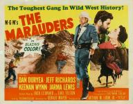 Western Movies - Les Maraudeurs (The Marauders) 1955 - Documents et Affiches