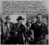 Western Movies - Terre Sans Pardon (Three Violent People) 1957 - Documents et Affiches