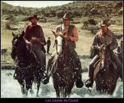 Western Movies - Les Géants de l'Ouest (The Undefeated) 1969 - Documents et Affiches
