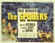 Western Movies - Les Écumeurs (The Spoilers) 1942 - Documents et Affiches