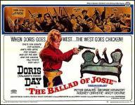 Western Movies - Le Ranch de l'injustice (The Ballad of Josie) 1967 - Documents et Affiches