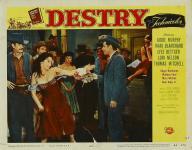Western Movies - Le Nettoyeur (Destry) 1954 - Documents et Affiches