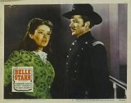 Western Movies - La Reine des Rebelles / Belle Starr, La Reine des Rebelles (Belle Starr / Belle Starr, the Bandit Queen) 1941 - Documents et Affiches