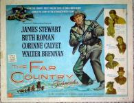Western Movies - Je suis un aventurier (The Far Country) 1954 - Documents et Affiches