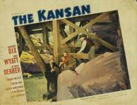 Western Movies - Le Cavalier du Kansas (The Kansan) 1943 - Documents et Affiches