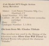 Western Movies - Have Gun - Will Travel 1957 - Documents et Affiches