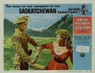 Western Movies - La Brigade héroïque (Saskatchewan) 1954 - Documents et Affiches