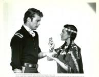 Western Movies - La Ruée sanglante (They rode West) 1954 - Documents et Affiches