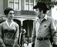 Western Movies - Le Shérif aux poings nus (Gunfight in Abilene) 1966 - Documents et Affiches