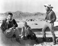Western Movies - Le Fils du désert (3 godfathers / Three godfathers) 1948 - Documents et Affiches
