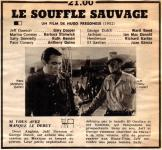 Western Movies - Le souffle sauvage (Blowing wild) 1953 - Documents et Affiches