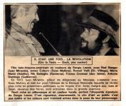 Western Movies - Il était une fois... La Révolution (Giù la testa) 1971 - Documents et Affiches