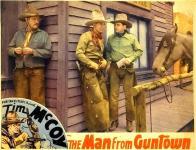 Western Movies - Man from Guntown 1935 - Documents et Affiches