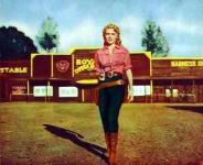 Western Movies - Les femmes de Jesse James (Jesse James' Women) 1954 - Documents et Affiches