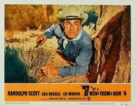 Western Movies - Sept hommes restent à tuer / Sept hommes à abattre / Les Sept damnés (Seven men from now / 7 men from now) 1956 - Documents et Affiches