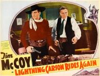 Western Movies - Lightning Carson Rides Again 1938 - Documents et Affiches