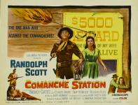 Western Movies - Comanche Station (Comanche Station) 1960 - Documents et Affiches