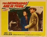 Western Movies - The Desperados Are in Town 1956 - Documents et Affiches
