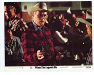 Western Movies - Quand meurent les légendes (When the legends die) 1971 - Documents et Affiches
