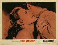 Western Movies - L'Homme au bandeau noir (Black patch) 1957 - Documents et Affiches