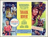 Western Movies - Shark river 1953 - Documents et Affiches