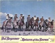 Western Movies - Le retour des Sept (Return of the Seven / Return of the magnificent Seven) 1966 - Documents et Affiches