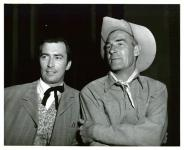 Western Movies - La Furieuse chevauchée (Tall man riding) 1955 - Documents et Affiches