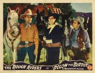 Western Movies - Below the Border 1942 - Documents et Affiches
