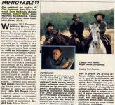 Western Movies - Impitoyable (Unforgiven) 1992 - Documents et Affiches