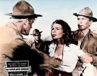 Western Movies - Ceux de Cordura (They Came To Cordura) 1959 - Documents et Affiches