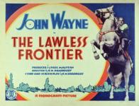 Western Movies - Le Territoire sans loi (The Lawless Frontier) 1934 - Documents et Affiches