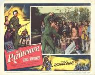 Western Movies - Le Trappeur des Grands Lacs (The Pathfinder) 1952 - Documents et Affiches