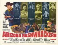 Western Movies - Les rebelles de l'Arizona (Arizona Bushwhackers) 1968 - Documents et Affiches