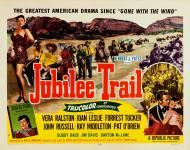 Western Movies - La Grande caravane (Jubilee trail) 1953 - Documents et Affiches