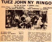 Western Movies - Tuez Johnny Ringo (Uccidete Johnny Ringo) 1966 - Documents et Affiches