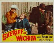 Western Movies - Sheriff of Wichita 1949 - Documents et Affiches