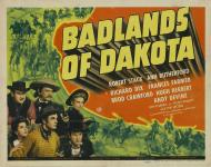Western Movies - Badlands of Dakota 1941 - Documents et Affiches