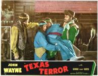 Western Movies - Texas Terror 1935 - Documents et Affiches