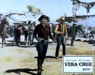 Western Movies - Vera Cruz (Vera Cruz) 1954 - Documents et Affiches