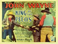 Western Movies - King of the Pecos 1936 - Documents et Affiches