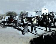 Western Movies - L'Homme de la plaine (The Man from Laramie) 1955 - Documents et Affiches