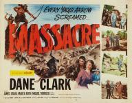 Western Movies - Massacre (Massacre) 1955 - Documents et Affiches