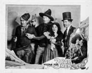 Western Movies - Trois Sublimes Canailles / 3 Sublimes Canailles (3 Bad Men / Three Bad Men) 1926 - Documents et Affiches