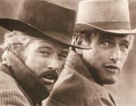 Western Movies - Butch Cassidy et le Kid (Butch Cassidy And The Sundance Kid) 1969 - Documents et Affiches