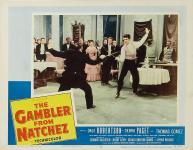 Western Movies - Natchez (The Gambler from Natchez) 1954 - Documents et Affiches