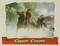 Western Movies - Terre damnée (Copper Canyon) 1949 - Documents et Affiches