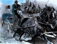 Western Movies - Sur la piste de la grande caravane (The Hallelujah trail) 1965 - Documents et Affiches
