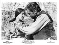 Western Movies - Le rescapé de la vallée de la mort (Five bloody graves) 1970 - Documents et Affiches